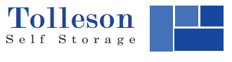 Tolleson Self Storage logo